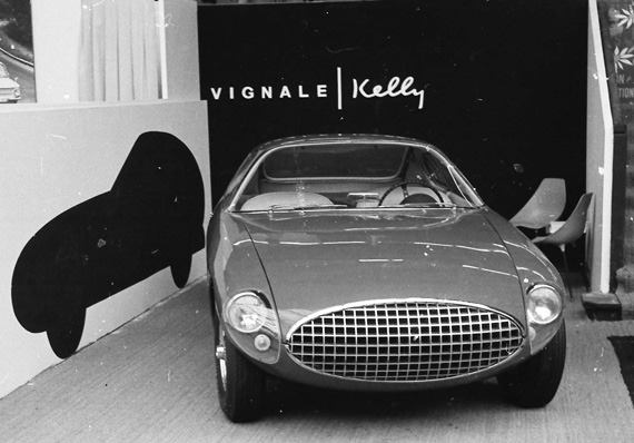 The One-Of-A-Kind 1961 Kelly Corvette Coupe by Vignale 10686710