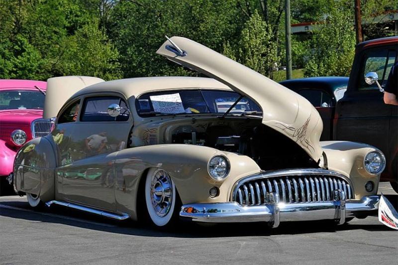 Buick 1943 - 49 custom & mild custom - Page 2 10690011