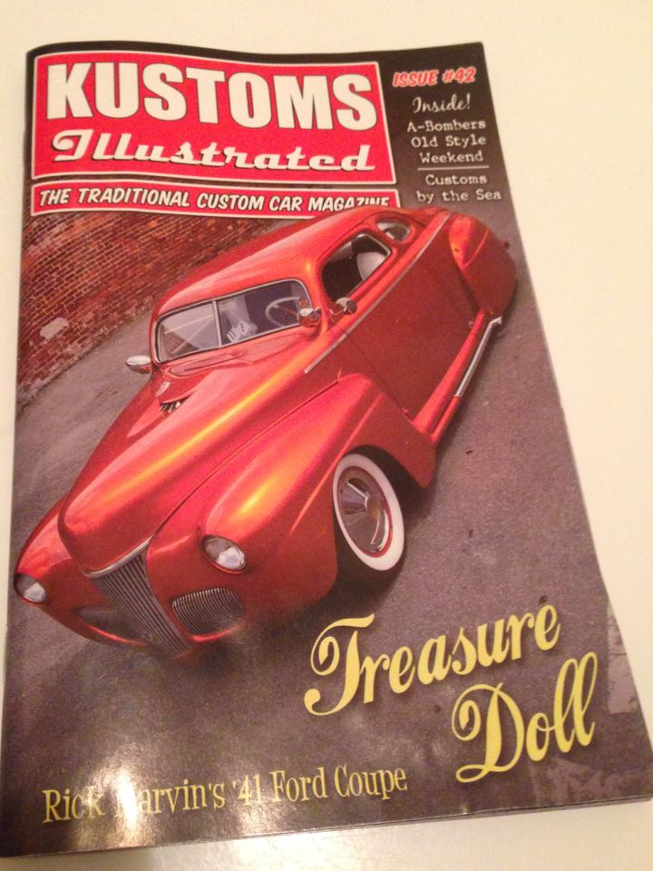 Ford & Mercury 1941 - 1948 customs & mild custom - Page 5 10690112