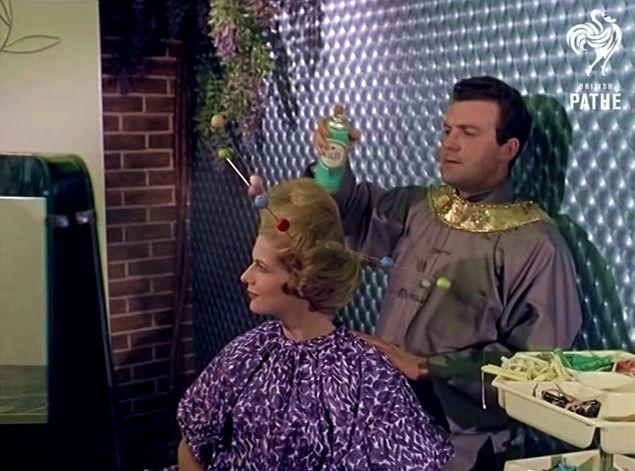 Space Age Hair Fashions (British Pate, 1960s) 10690210