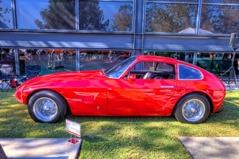 The One-Of-A-Kind 1961 Kelly Corvette Coupe by Vignale 10698610
