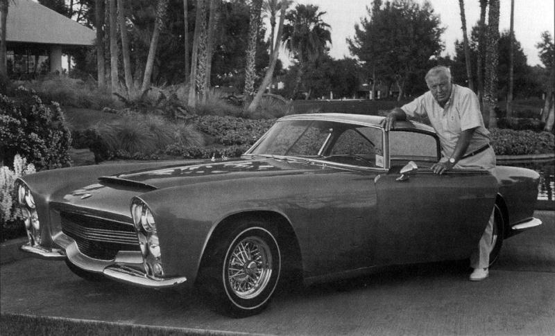 1953 Dodge Zeder Storm Z-250 10704010