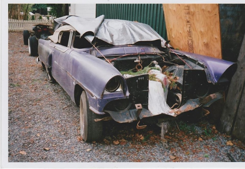 Mercury 1955 - 1956 Custom & mild custom - Page 2 10712910