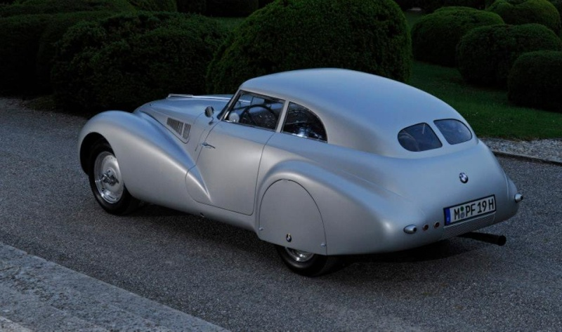 1940 BMW 328 Kamm Coupé Replica. 10805511