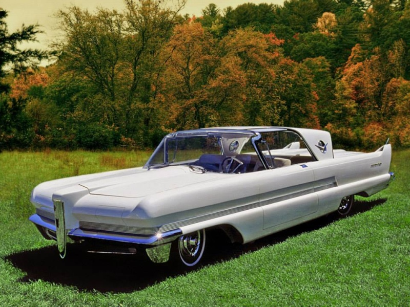1956 - 57 Packard Predictor Concept Car 10805512