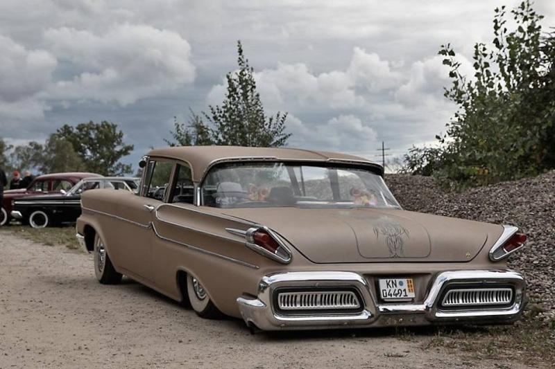 Mercury 1957 - 1960 Customs & mild custom 10806213