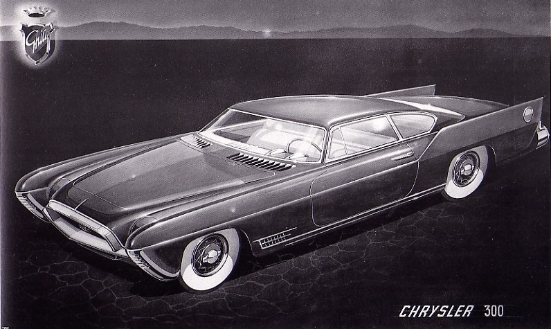 1956 Chrysler K300 Special by Ghia 10806410