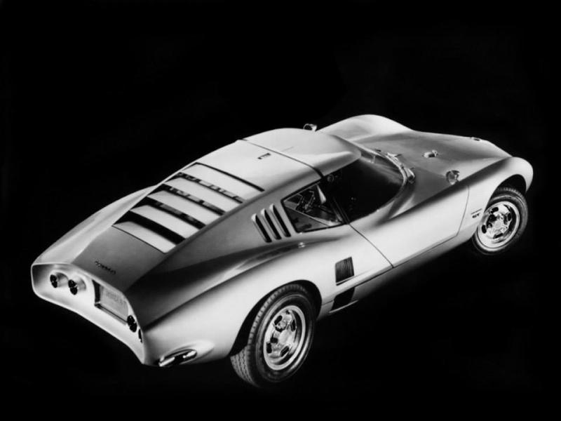 1962 Chevrolet Corvair Monza GT Concept 10850011