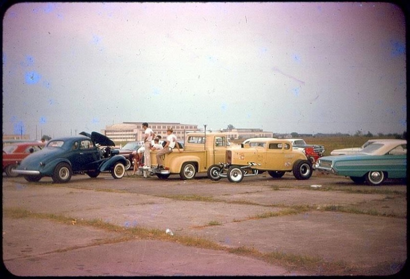 1950's & 1960's hot rod & dragster race - Page 2 10858510