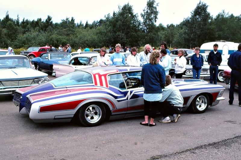 1970's & 1980's Low riders 10868112