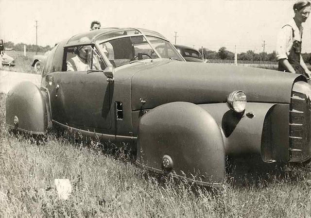 Tasco Prototype by Gordon Buehrig (1948) 10882010