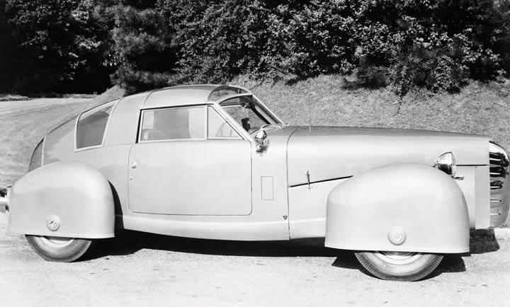 Tasco Prototype by Gordon Buehrig (1948) 10882110