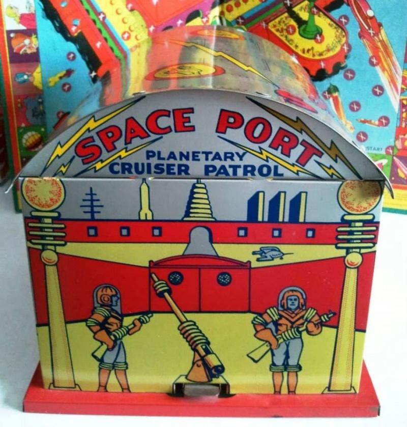 Jouets Spaciaux - Sci-Fi Toys 10882111