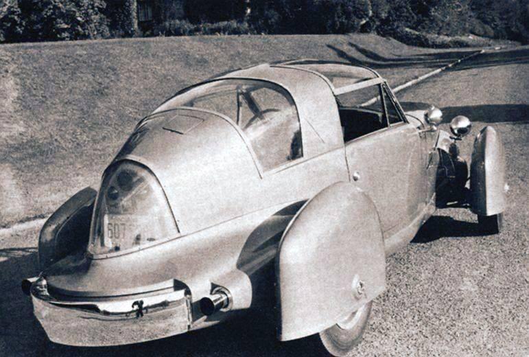 Tasco Prototype by Gordon Buehrig (1948) 10882310