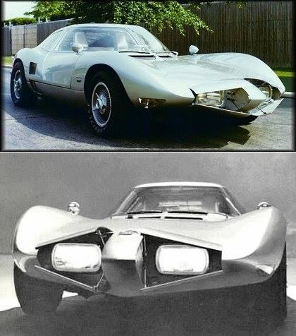 1962 Chevrolet Corvair Monza GT Concept 10882313