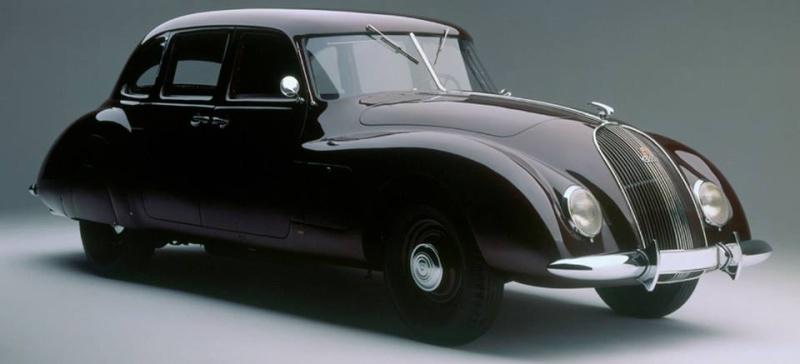 The Horch 930 S Stromlinie (1939) 10885210