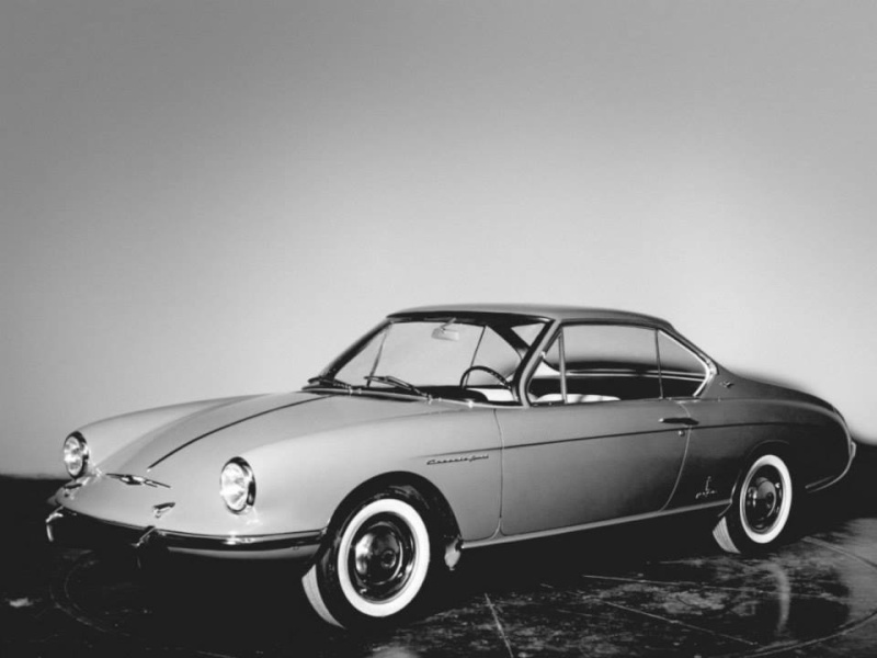 1960 - 1963 Chevrolet Corvair Coupe Speciale (Pininfarina) 10885318