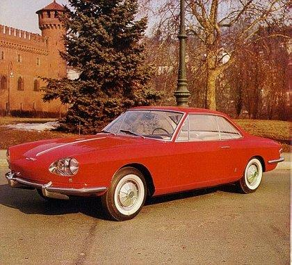 1960 - 1963 Chevrolet Corvair Coupe Speciale (Pininfarina) 10885511