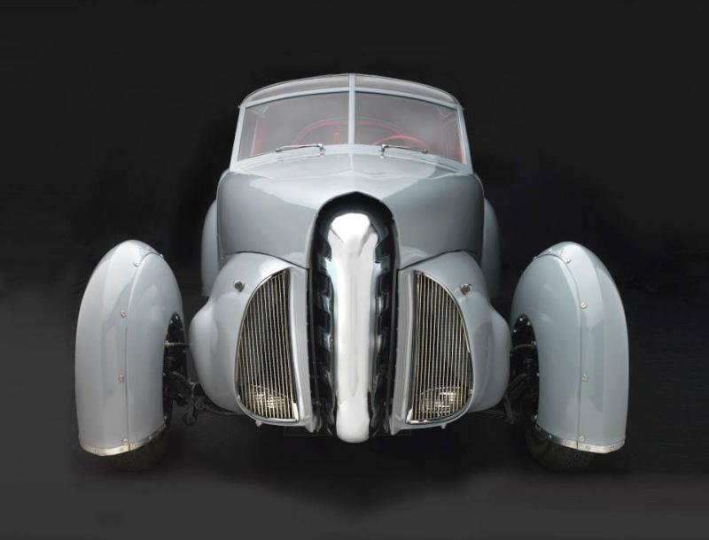 Tasco Prototype by Gordon Buehrig (1948) 10885610