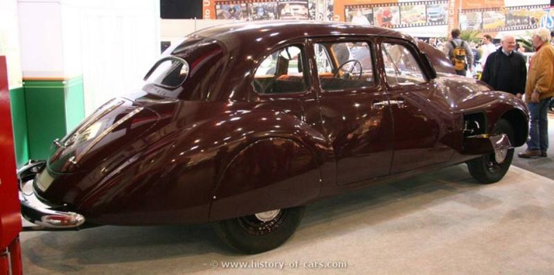 The Horch 930 S Stromlinie (1939) 10888612