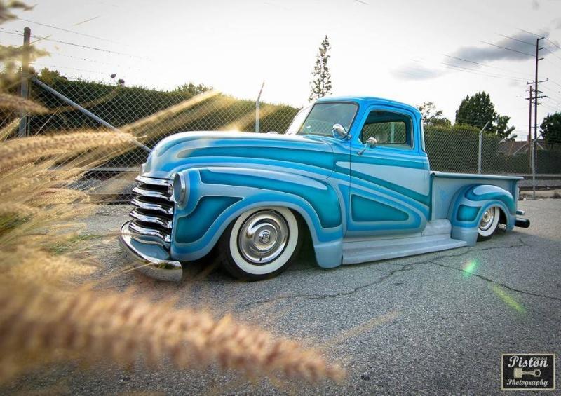 Chevy Pick up 1947 - 1954 custom & mild custom - Page 4 10888615