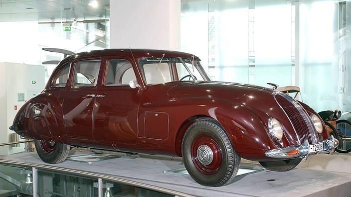 The Horch 930 S Stromlinie (1939) 10888711