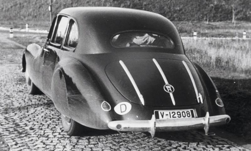 The Horch 930 S Stromlinie (1939) 10888814