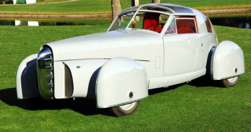 Tasco Prototype by Gordon Buehrig (1948) 10888910