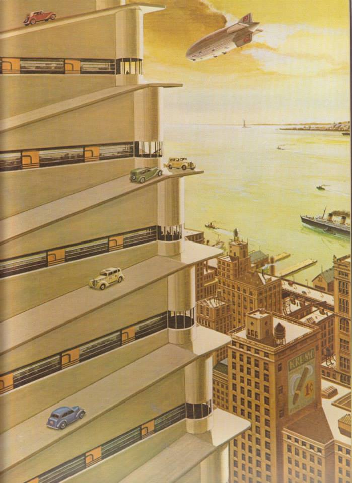 Bruce McCall's ZANY AFTERNOONS  10891812
