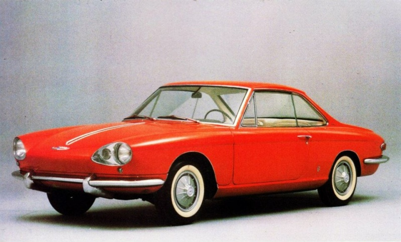 1960 - 1963 Chevrolet Corvair Coupe Speciale (Pininfarina) 10891813