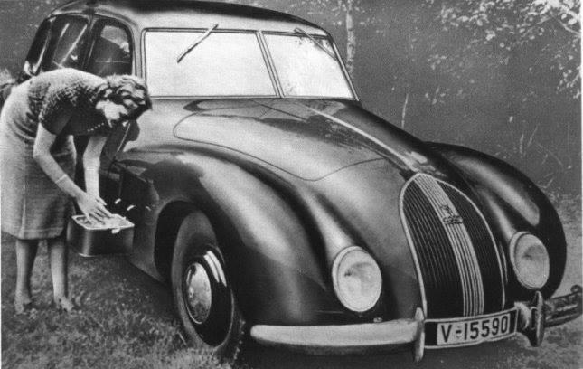 The Horch 930 S Stromlinie (1939) 10891917