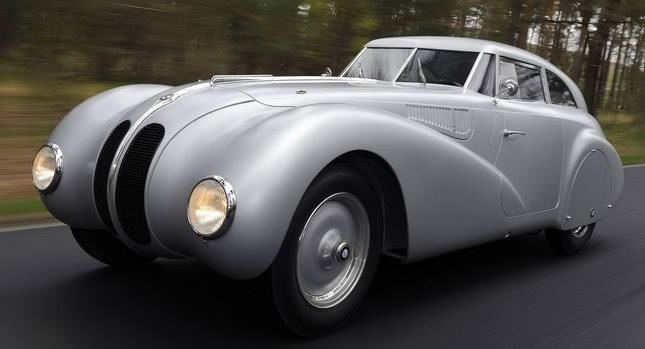 1940 BMW 328 Kamm Coupé Replica. 10897014