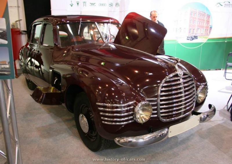 The Horch 930 S Stromlinie (1939) 10897813