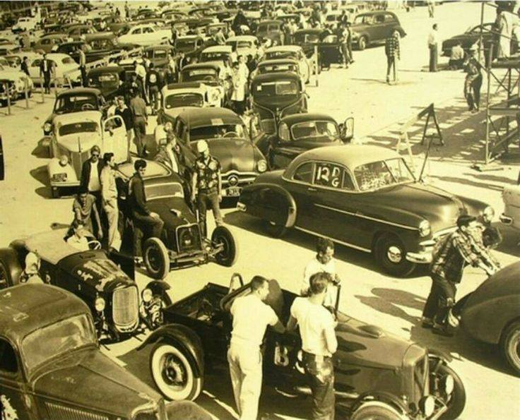 1950's & 1960's hot rod & dragster race - Page 2 10898011