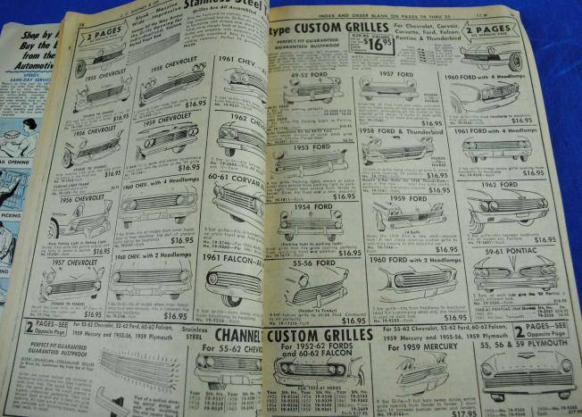 Les Incontournables accessoires pour nos anciennes - hot rod, custom and classic accessories and parts - Page 4 10906111