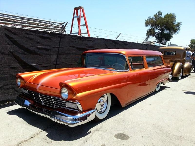 Ford 1957 & 1958 custom & mild custom  - Page 5 10906210