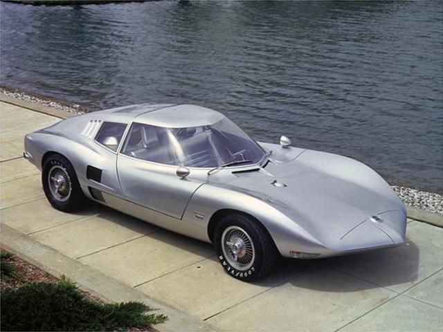 1962 Chevrolet Corvair Monza GT Concept 10906213