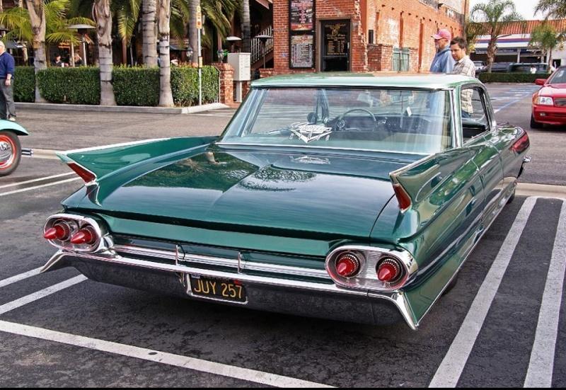 Cadillac 1961 - 1968 Custom & mild custom - Page 3 10906215