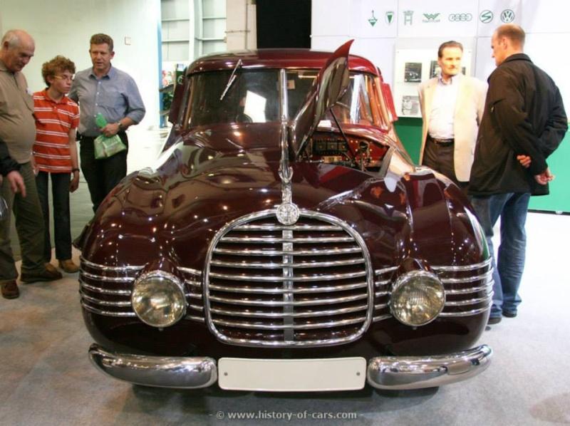 The Horch 930 S Stromlinie (1939) 10906312