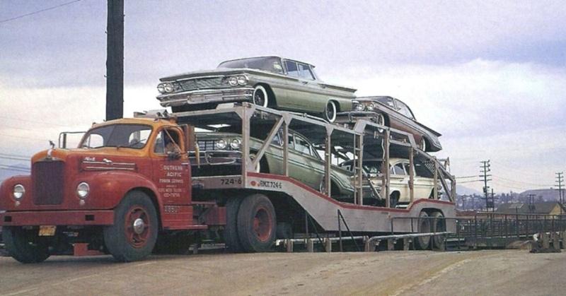 Transport de véhicules. 10906513