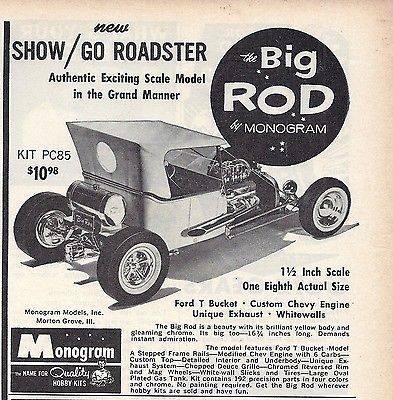 Vintage model kit ad - publicité - Page 2 10906514