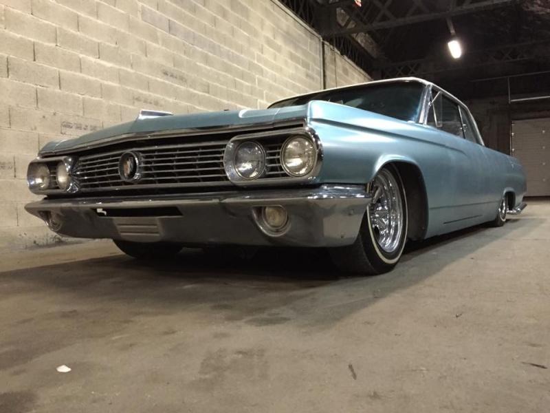 Buick 1961 - 1963 custom and mild custom 10915213
