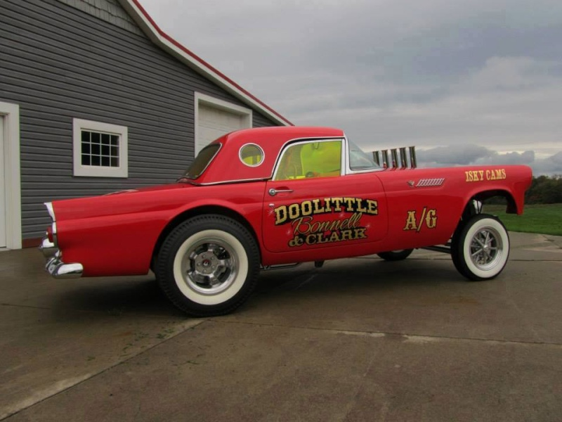 1950's Ford Gasser  - Page 2 10917010