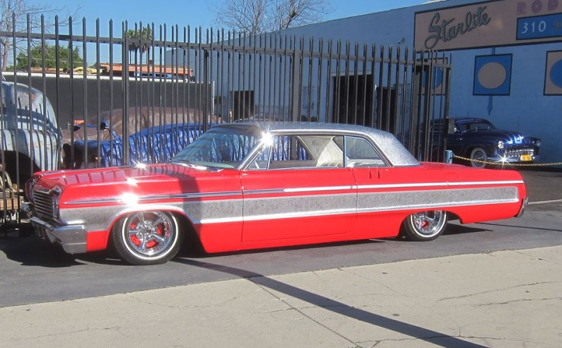 Chevrolet 1961 - 64 custom and mild custom - Page 2 10917017