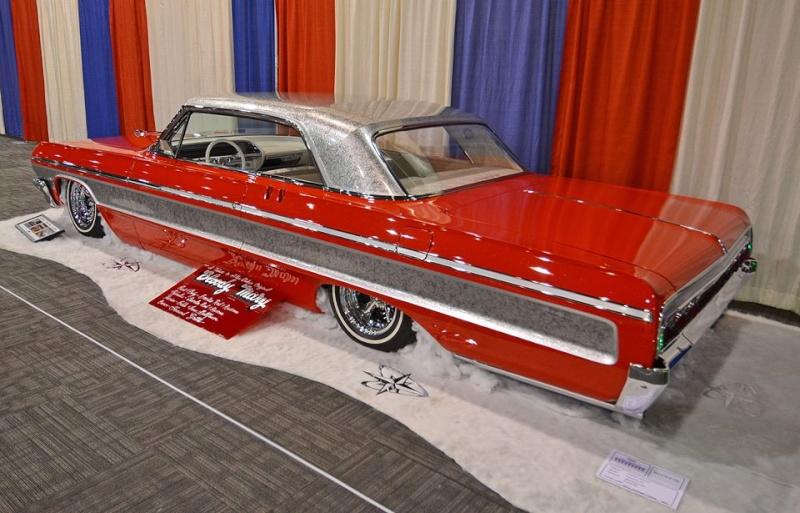 Chevrolet 1961 - 64 custom and mild custom - Page 2 10917316