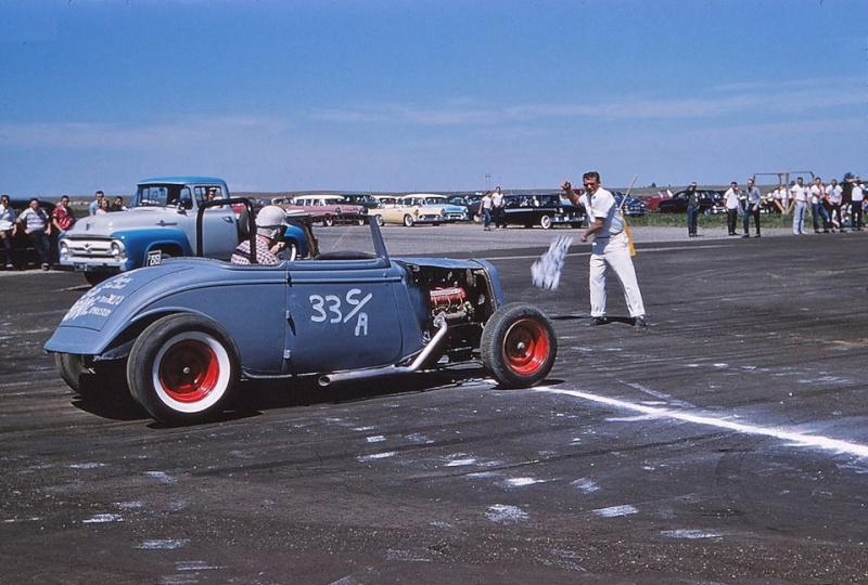 1950's & 1960's hot rod & dragster race - Page 2 10917413