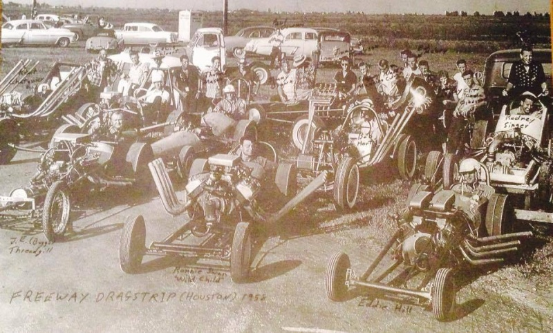 1950's & 1960's hot rod & dragster race - Page 2 10917812