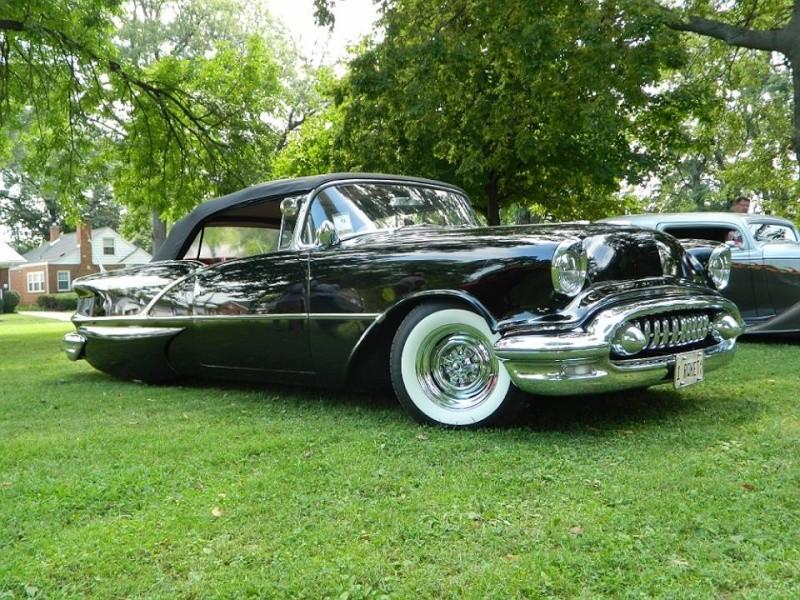 Oldsmobile 1955 - 1956 - 1957 custom & mild custom - Page 4 10917820