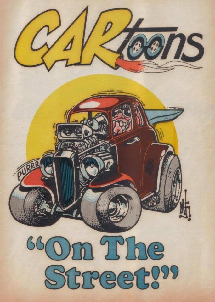 Car Toons 10919012