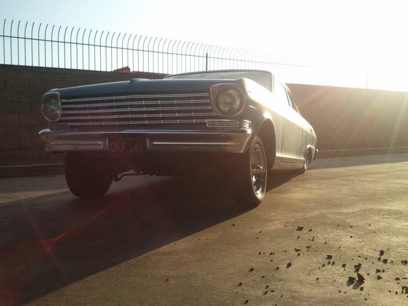 Chevrolet 1961 - 64 custom and mild custom - Page 2 10922419
